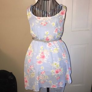 Candie's High Low Dress
